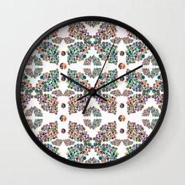 Kaleidoscope Wall Clock