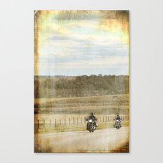 Get your motor running... Canvas Print