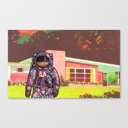 We need more space Canvas Print