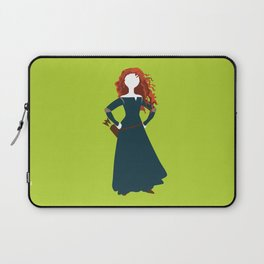 Merida from the Brave Laptop Sleeve