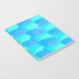 Bluesy Quilt Notebook