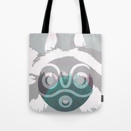 Dreamland Mononoke Mask Tote Bag