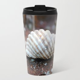 Lone Shell Metal Travel Mug