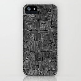 A-Mazed iPhone Case