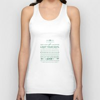 irish Tank Tops featuring Irish Blessing by Patti Murphy