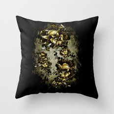 Let Them Bloom Throw Pillow