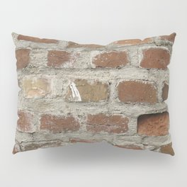 Texture #3 Bricks Pillow Sham