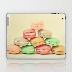 French Macarons Laptop & iPad Skin