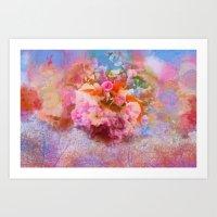 Cherry Blossom Special Art Print