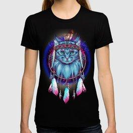 Dreamcatcher Cat T-shirt