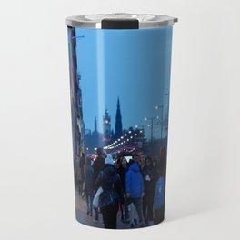 Princes Street Edinburgh 1 Travel Mug