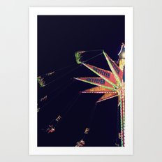 All The Pretty Lights - VII Art Print