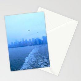 Feelin' Blue, New York City Stationery Cards