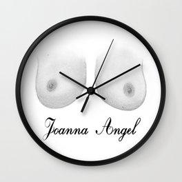 Joanna Angel Wall Clock