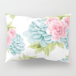 Succulents Flower Dream #1 #decor #art #society6 Pillow Sham