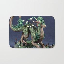 The Spring Tree Dragon Bath Mat