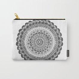 Zendala - Zentangle®-Inspired Art - ZIA 39 Carry-All Pouch