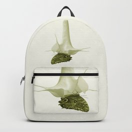 Monochrome - At the butterfly ball Backpack