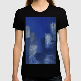 Blue city T-shirt