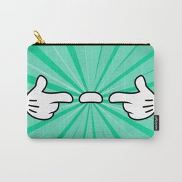 Floating Finger Sausage Carry-All Pouch