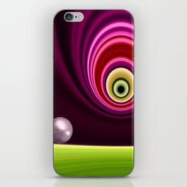 der Ball iPhone Skin