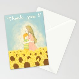 End. Stationery Cards