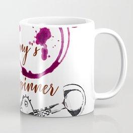 Mommy's fidget spinner Coffee Mug