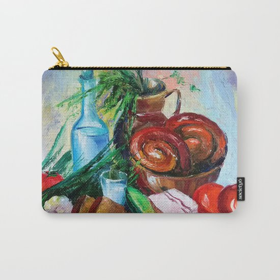 National still life Carry-All Pouch
