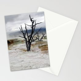 Yellowstone National Park - Hot Springs Stationery Cards