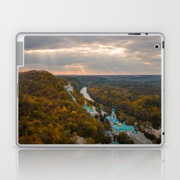Holy Mountains Monastery (Ukraine) Laptop & iPad Skin