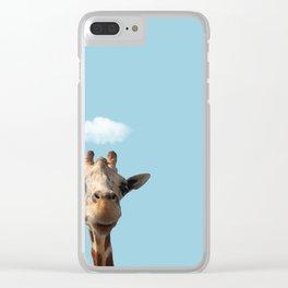 Minimalist- 01 Clear iPhone Case