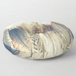 Feather Dip Floor Pillow