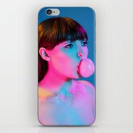 Bubblegum Yum Pop iPhone Skin