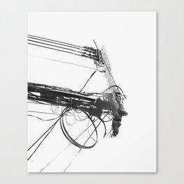 Counterpart II Canvas Print