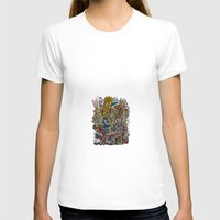 romantic T-shirts featuring - romantic summer - by Magdalla Del Fresto