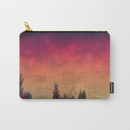TACOMA SUNSET Carry-All Pouch