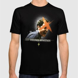 Black Mirror | Dale Cooper Collage T-shirt