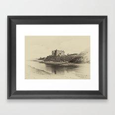 Dunvegan Castle Framed Art Print