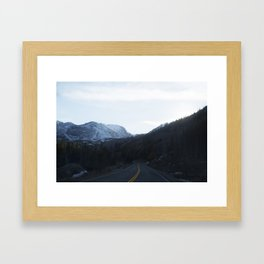E s t e s   P a r k ,   C o    Framed Art Print