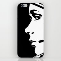 astronaut iPhone & iPod Skins featuring Astronaut by Sventine