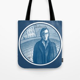 Dostoevsky Crime and Punishment 1866 Tote Bag