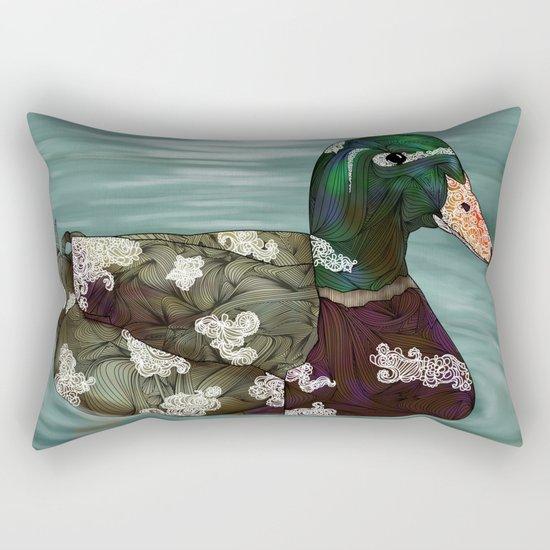Mallard Rectangular Pillow