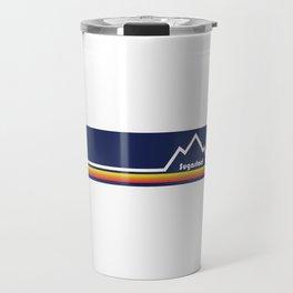 Sugarloaf Mountain, Maine Travel Mug