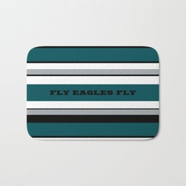 Fly Eagles Fly Philadelphia Bath Mat
