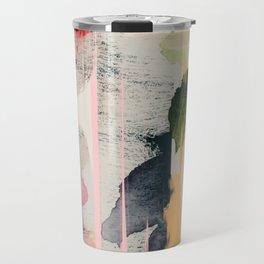 abstract pattern play Travel Mug