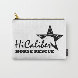 High Caliber Horse Rescue Carry-All Pouch
