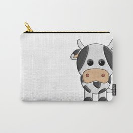 Vaquita de peluche - Cow of teddy Carry-All Pouch