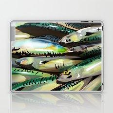 Seafood Market Laptop & iPad Skin