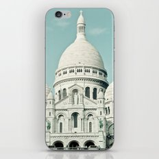 Sacre Coeur iPhone & iPod Skin