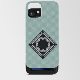 Hiking Trails-Strong as Nails iPhone Card Case